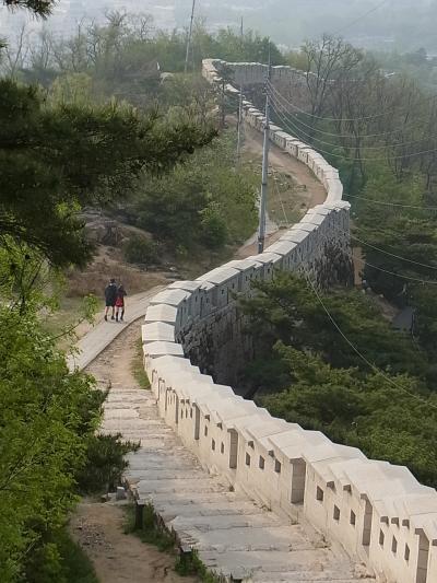 2019SEOUL 5日目 しつこく岩を求めて仁王山へ