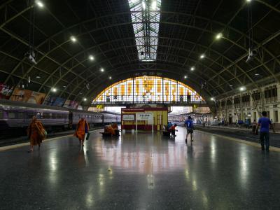 【2019GW タイ・ラオス】1.バンコクからタイ国鉄寝台でウボンラチャタニへ