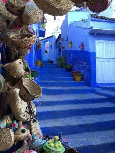 モロッコと癒しのポルトガル ⑤シャウエン