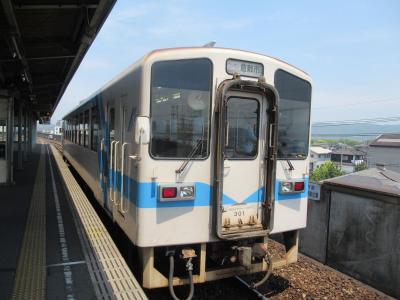 初夏の山陽・四国旅(10)倉敷・水島臨海鉄道の旅