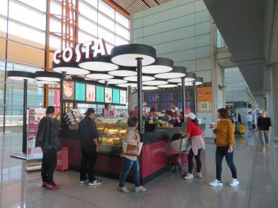 北京首都国際空港搭乗エリアの自販機にはヨーロッパSIMは無かった!2019年5月 フランス ロワール地域他 8泊10日 1人旅(個人旅行)5