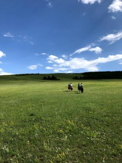 モンゴル乗馬旅行(7泊8日)
