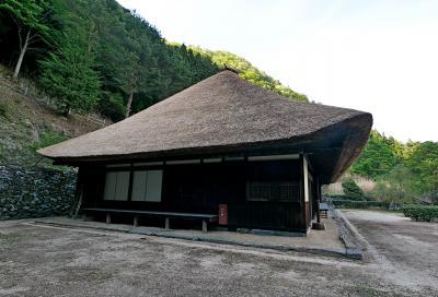 徳島高知ドライブ旅行14-武家屋敷 旧喜多家,ホテル秘境の湯