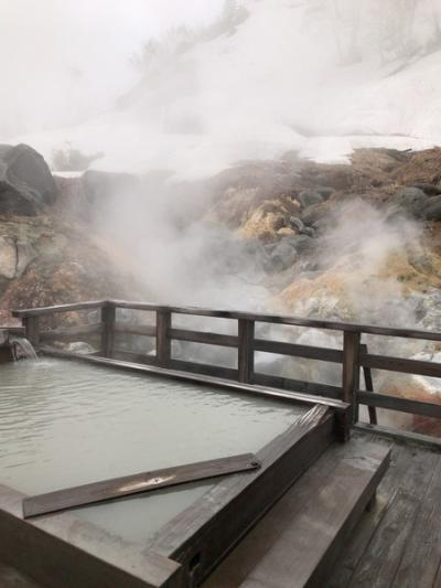 GW2019 東北10日間温泉巡りの旅 その7 八幡平の温泉は濃い!