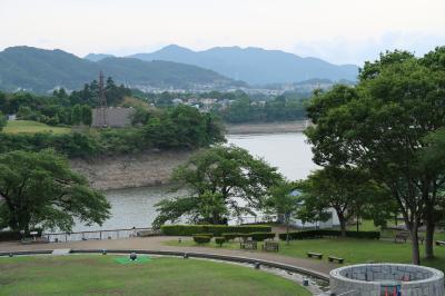 津久井湖(神奈川県相模原市)へ行ってきました・・・