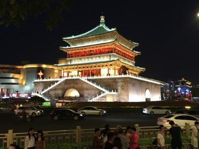 河西回廊シルクロードの旅、西安、敦煌、烏魯木斉、トルファン