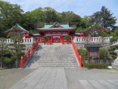 足利行道山から織姫神社までハイキング