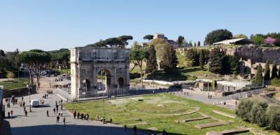 ローマの歴史を知る旅