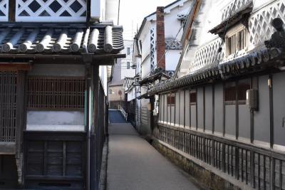 津山城東地区の町歩き2019 ~旧出雲街道に並ぶなまこ壁の町家と小路~(岡山)