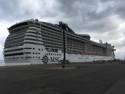 MSCスプレンディダ号に乗って日本一周の旅へ~まずは船内ご紹介。