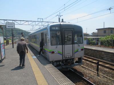 初夏の山陽・四国旅(11)井原鉄道~豪雨災害から復旧して頑張っています