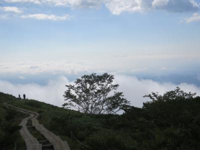 2018 夏休みは涼しい信州を楽しみます 唐松岳登山編