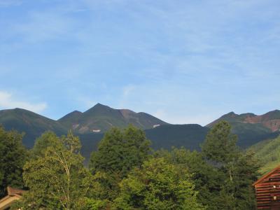 2018 夏休みは涼しい信州を楽しみます 乗鞍岳登山編