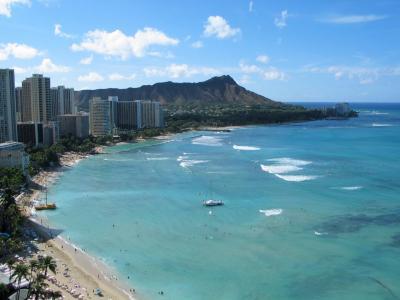 家内と行くハワイ(オアフ島)旅行 その1