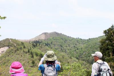 比良山系の盟主   武 奈 ケ 岳  (1,214.2m)