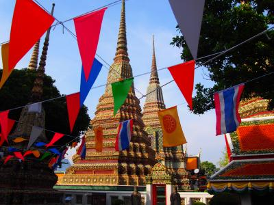 2018年 世界一遅い夏休み 旅の途中でバンコクにちょこっと立ち寄り