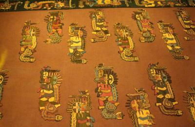 セマナサンタ2019 リマ3泊4日~4日目(最終日)、リマ市内の博物館めぐり