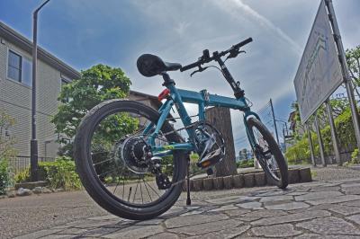 自転車でGO! 2019.05.05 =富士緑道を走りました=