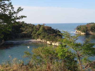 松島と奥松島(月浜海岸・稲ヶ崎公園)散策