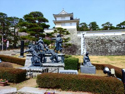 二本松城趾 霞ケ城公園桜祭り