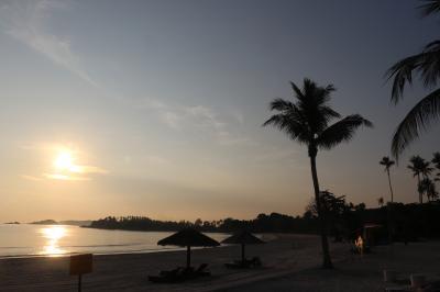 GW子連れシンガポール&ビンタン島3泊5日③ 美しいビーチに癒され♪☆アンサナビンタン&フェリー編☆