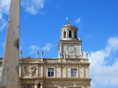 フランスの8つの世界遺産を巡る旅【5】3日目(【世界遺産】青空のアルル)