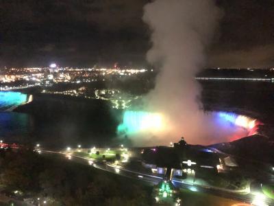 2018 レンタカーでカナダの黄葉とナイアガラの滝を満喫する旅 Day5  ガナノーク~ナイアガラオンザレイク~ナイアガラの滝