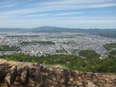 京都トレイル インクラインから大文字経由で霊鑑寺