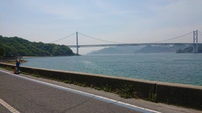 愛媛・広島旅①~しまなみ海道をロードバイク初心者が完走目指して縦断~