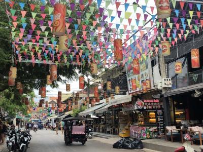 シェムリアップ→バンコクみっちり10日間の旅