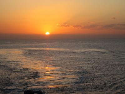 2017-2018:冬たび 2017年は船ではじまり船で終わる。ニューイヤークルーズ名古屋港~高知新港