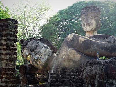 Chiang Mai生活120 車で旅行4/4 Kamphaeng Phetなど
