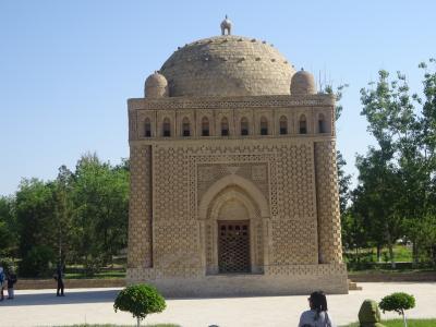 青の絶景を見にウズベキスタンに行ってきました☆彡 (2)ブハラ~シャフリサーブス編