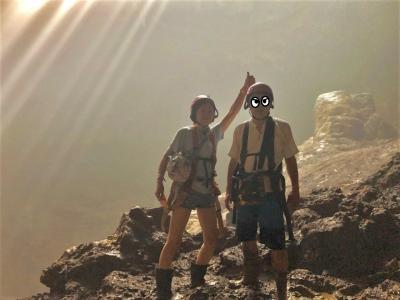 天国の島・カリムンジャワを目指して!【2】~Amazing! ジョンブラン洞窟とPinus Pengger