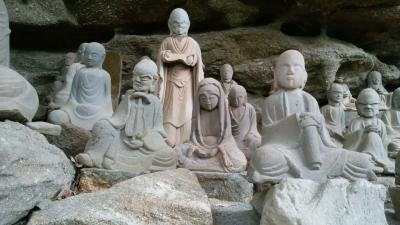 2019年5月房州にて_3:鋸山・日本寺