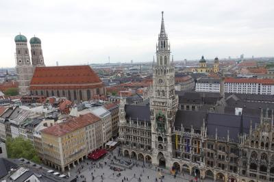 2019年GW 南ドイツと少しオーストリアの旅 ⑤ミュンヘン編