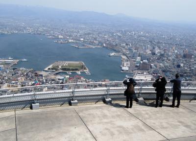 函館山と函館元町を歩く