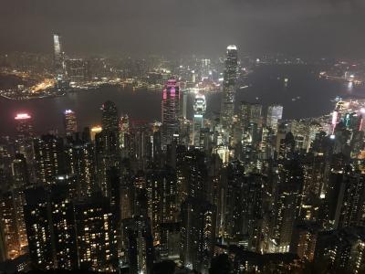ほぼ四半世紀ぶりの香港