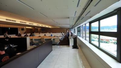 ANAの旅作利用で行く、東京2泊3日の旅【福岡空港の新ANAラウンジ利用編】