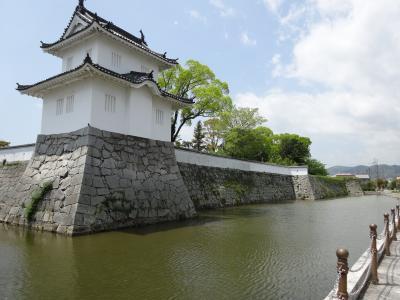 日本100名城を行く(赤穂城)
