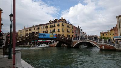 2019 イタリア・モザイクの旅 その9 メストレから帰国