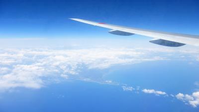 ANAの旅作利用で行く、東京2泊3日の旅【ANA250便で、福岡~羽田搭乗編】