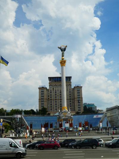 3回目のウクライナ
