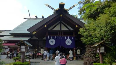 ANAの旅作利用で行く、東京2泊3日の旅【〔東京大神宮〕参拝とホテル界隈散策編】