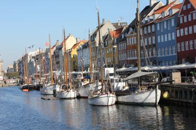 デンマーク・コペンハーゲンの一日