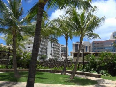 家内と行くハワイ(オアフ島)旅行 その4