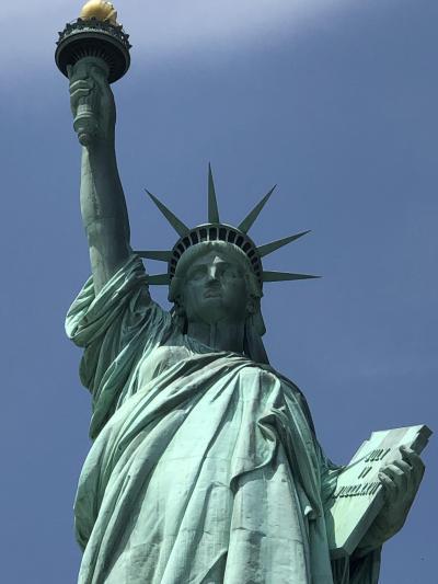 初めてのニューヨーク