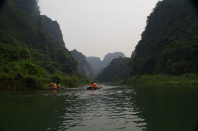 2019年3月 中国・ベトナム一人旅-6 ニンビン<チャンアン現地ツアー>
