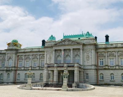 まるでベルサイユ宮殿♡迎賓館 赤坂離宮でアフタヌーンティー♡♡