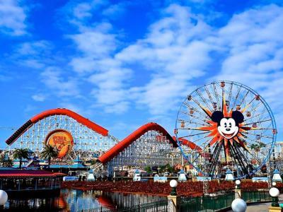2019年:GW5日目前半:ディズニーカリフォルニアアドベンチャーパーク&サンディエゴ&香港:最初で最後の公休10連休(8泊10日)家族で!